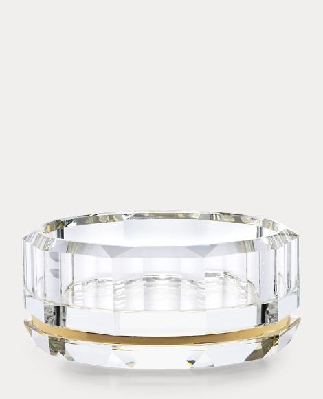 Leigh Crystal Centerpiece Bowl