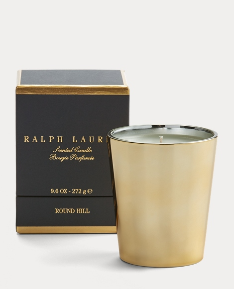 Round Hill Scented Candle