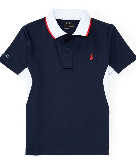 Tech Mesh Polo Shirt