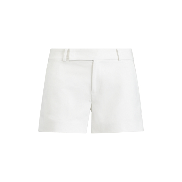 Ralph Lauren Stretch Cotton Short White 16