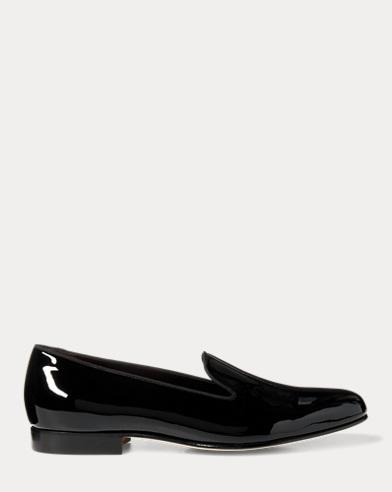 Collis Patent Leather Slipper