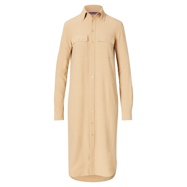 Ralph Lauren Antoinette Shirtdress Canyon 4