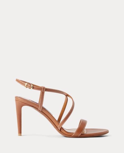 Arissa Calfskin Sandal