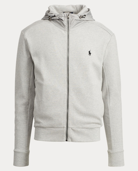 Cotton Full-Zip Hoodie