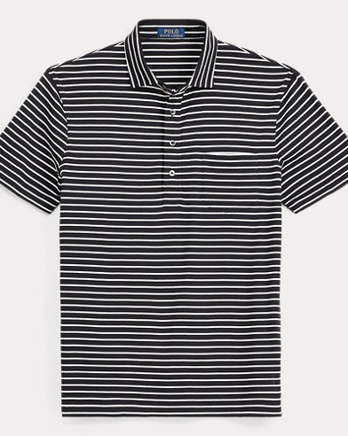 Hampton Striped Cotton Shirt