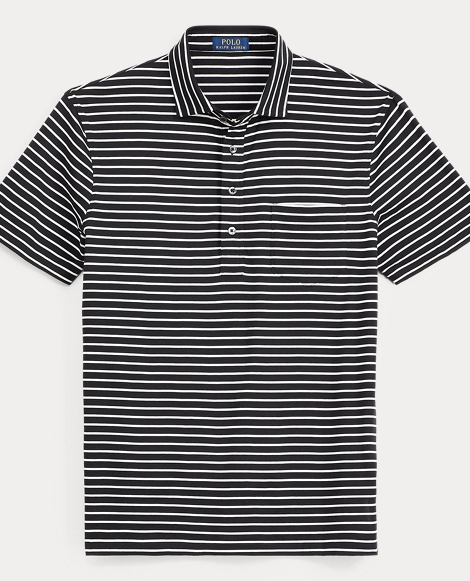 Hampton Striped Cotton Shirt