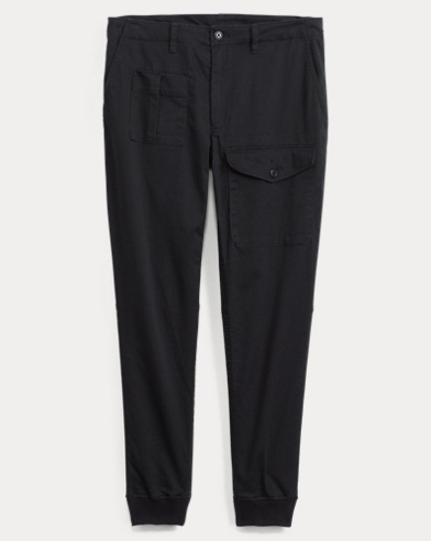 Stretch Straight Fit Jogger