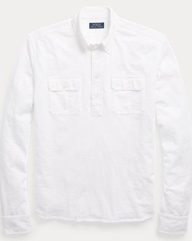 Cotton Jersey Workshirt