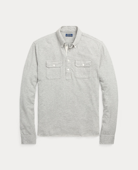 Cotton Jersey Workshirt