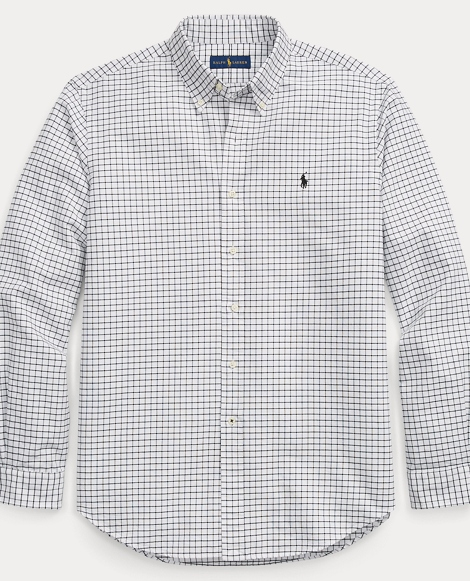 Classic Fit Cotton Shirt