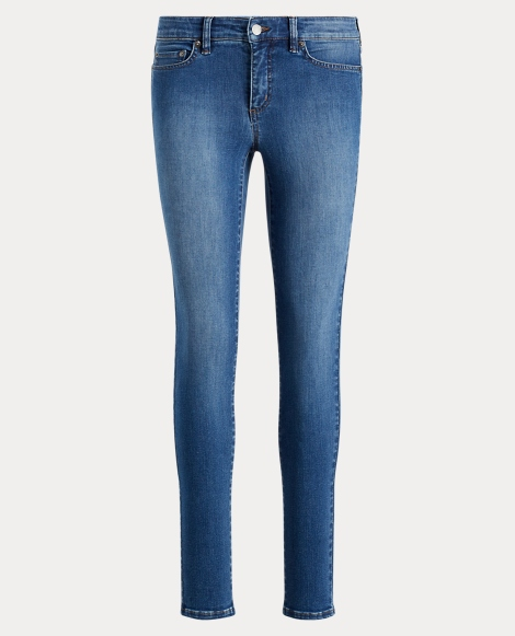 Premier Cropped Straight Jean