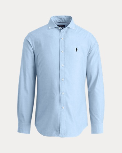 Men's Cotton Oxford Shirt