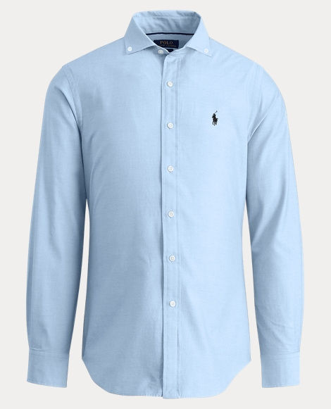 Men's Cotton Oxford Shirt