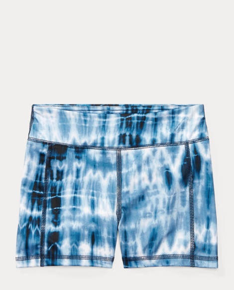 Tie-Dye Stretch Jersey Short