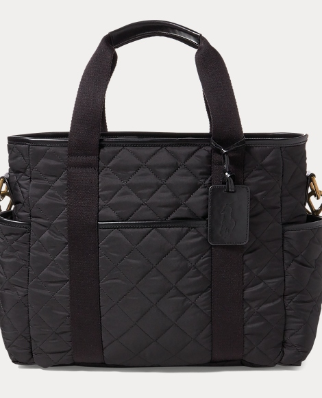 Quilted Diaper Bag