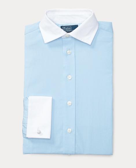 Cotton French Cuff Shirt