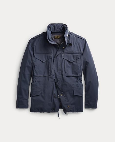 Packable Field Coat