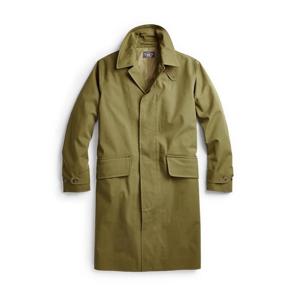Ralph Lauren Waterproof Jacket Explorer Green Xs