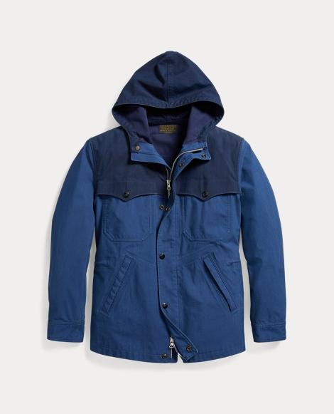 Indigo Waterproof Jacket
