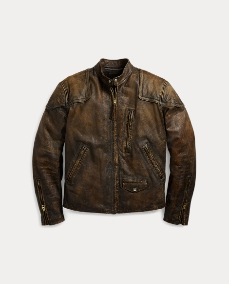 Limited-Edition Leather Jacket