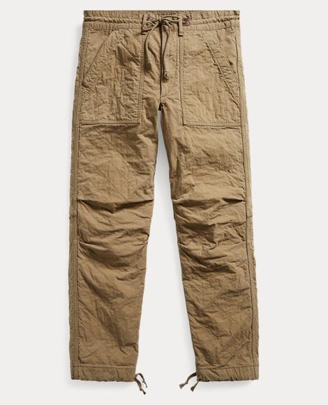 Utility Cotton-Blend Pant