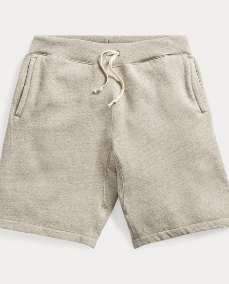 Cotton-Blend-Fleece Short