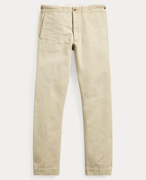 Slim Fit Cotton Corduroy Pant