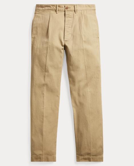Cotton Twill Pant