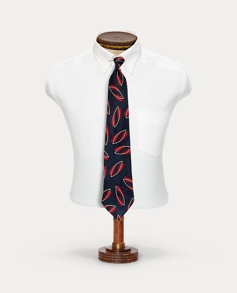 Handmade Silk Jacquard Tie