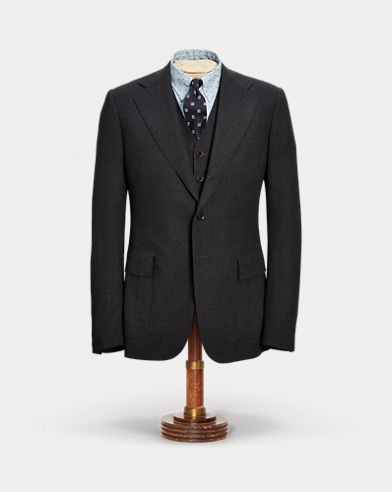 Wool Suit Jacket
