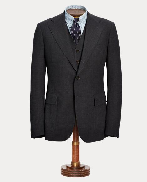 Wool Suit Jacket