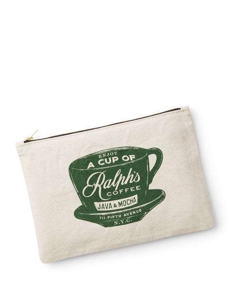 Ralph's Coffee Zip Pouch
