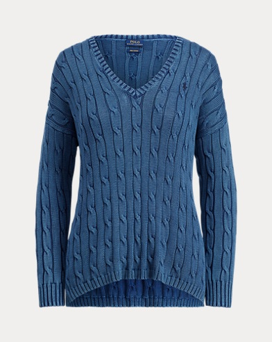 Women's Sweaters in Cashmere, Wool, & Cable-Knit | Ralph Lauren