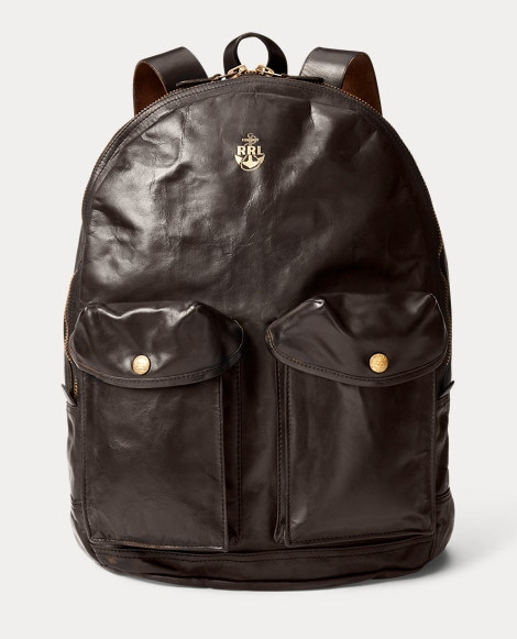 Leather Mitchell Backpack