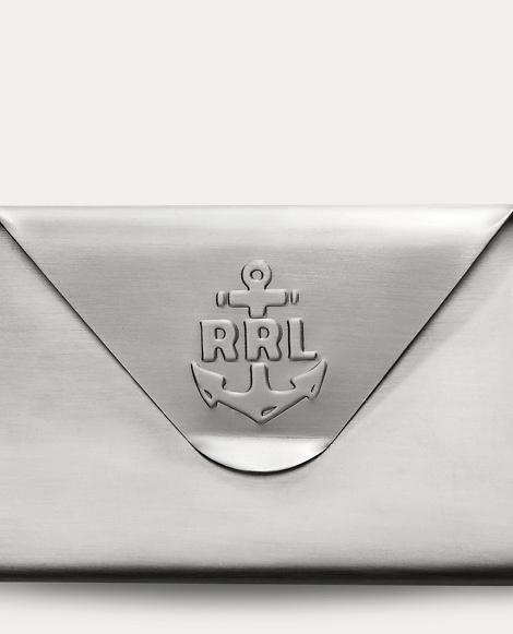 Steel Money & Card Clip