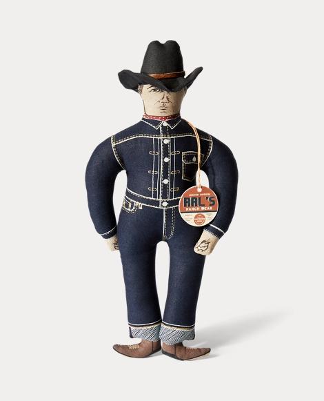 Limited-Edition Cowboy Doll