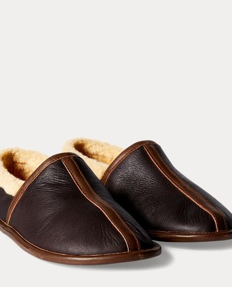 Shearling Camp Shoe