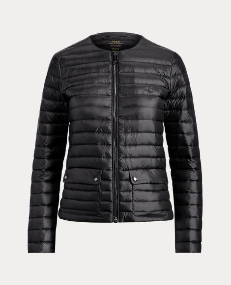 Full-Zip Down Jacket