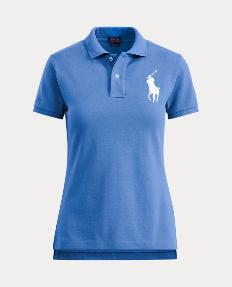 Skinny Fit Big Pony Polo