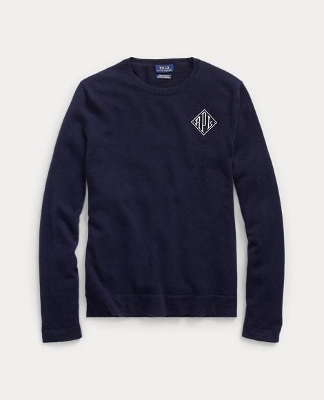 Monogram Cashmere Sweater