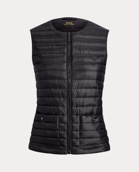 Full-Zip Down Vest