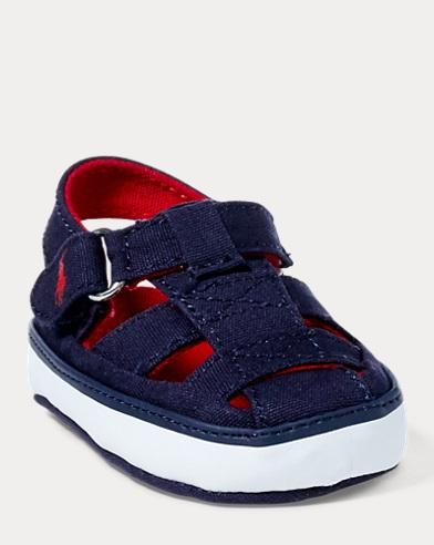 Sander Canvas Sneaker-Sandal