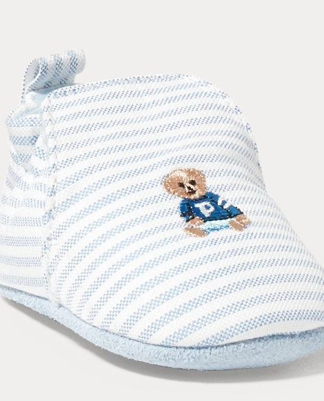 Percie Striped Slip-On Shoe