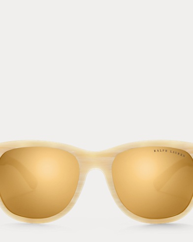 The Ricky Mirrored Sunglasses