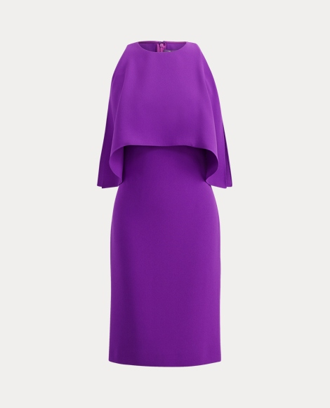 Ashley Cutout-Shoulder Dress