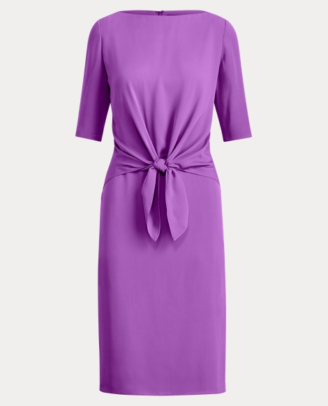 Adriella Silk Dress