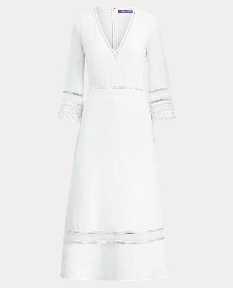 Francesca Linen Dress
