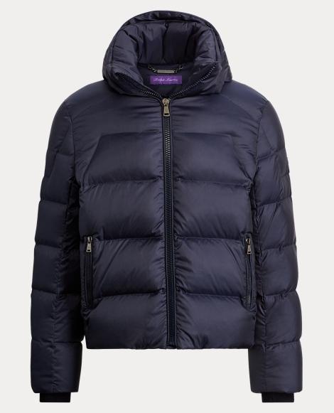 Bergen Hooded Down Jacket