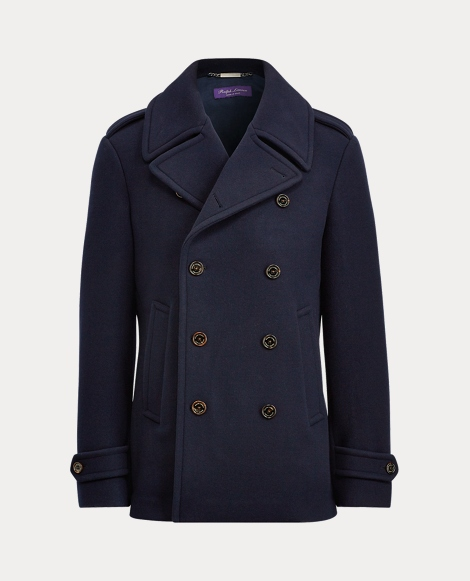 Warrington Wool Peacoat