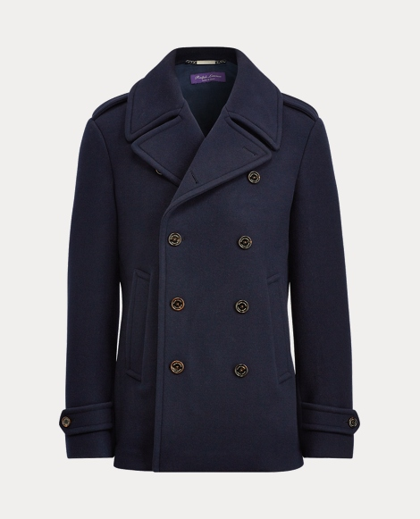 Warrington Wool Peacoat